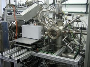 The image shows MOBY II at the laboratory.